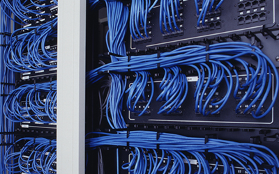Voice & Data Cabling Wiring in Charlotte North Carolina - 1