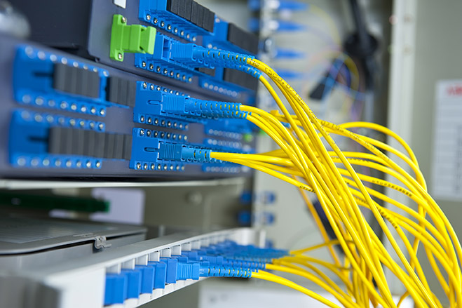 Voice & Data Cabling Wiring in Charlotte North Carolina - cat-5-wiring